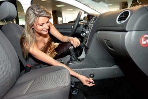 механический защита авто